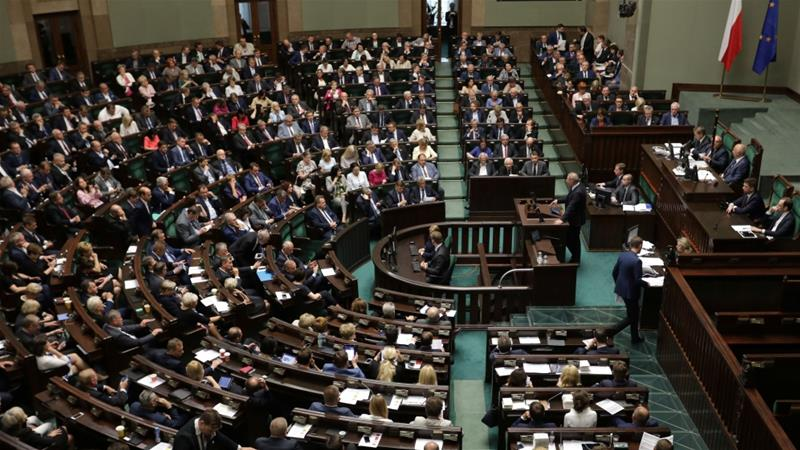 Israel, Poland in row over bill banning statements implicating Poles in Holocaust