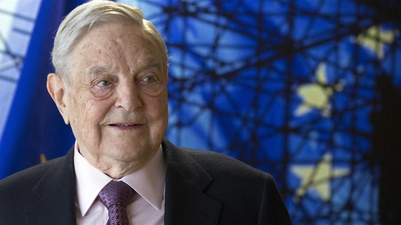 George Soros's Open Society Foundation says it is no longer possible to work in Turkey [AP]