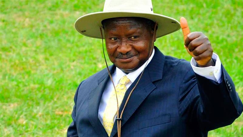 Robert Kyagulanyi: Uganda stuck with President Museveni | News | Al