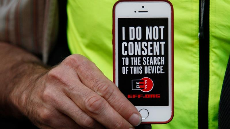 Critics said the DRIPA act violated the privacy of UK citizens and allowed authorities and other public bodies to access data without proper oversight [File: AP]