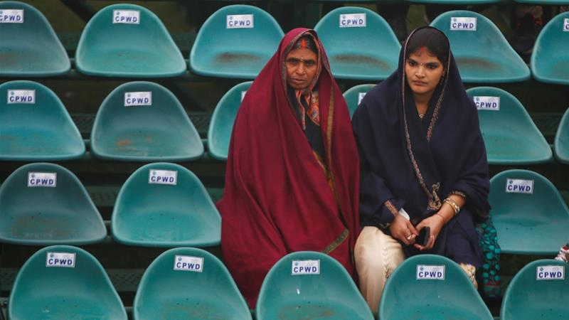 More than two million women disappear every year in India [File: Adnan Abidi/Reuters]