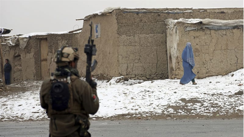 US 'invested in a failed strategy' in Afghanistan