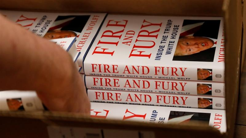 Why has the 'Fire and Fury' book angered Trump so much?