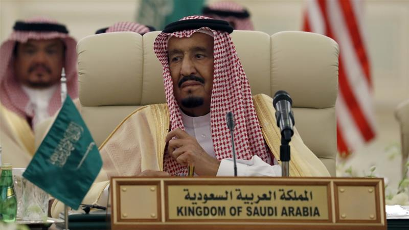 Saudi Arabia fires top army chiefs in military shake-up