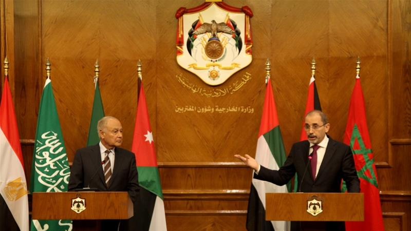 Arab League aims to nullify Trump's Jerusalem move