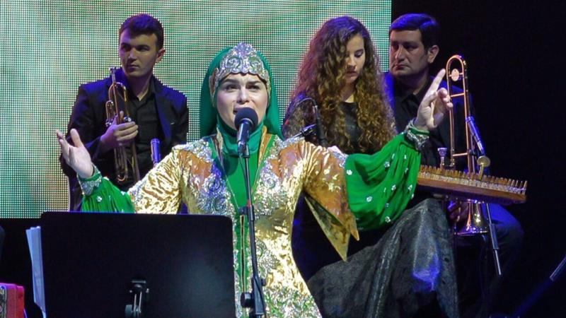 Fargana Gasimova says the fall of the Soviets has allowed greater freedom of religion in Azerbaijan [Courtesy:Fargana Gasimova]