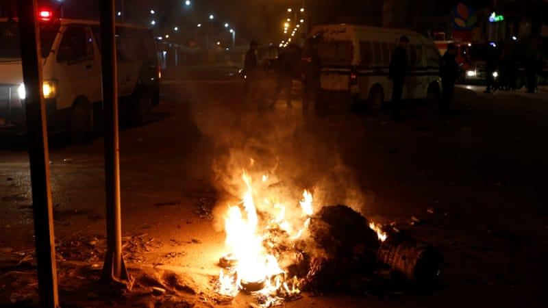 Anti-austerity protests in Tunisia turn deadly   News   Al ...