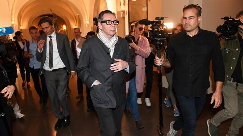 French photographer in Nobel rape scandal sentenced to prison
