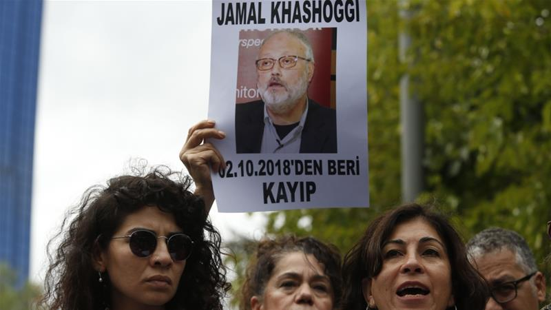 Jamal Khashoggi vanished following a visit to the Saudi consulate in Istanbul on October 2
