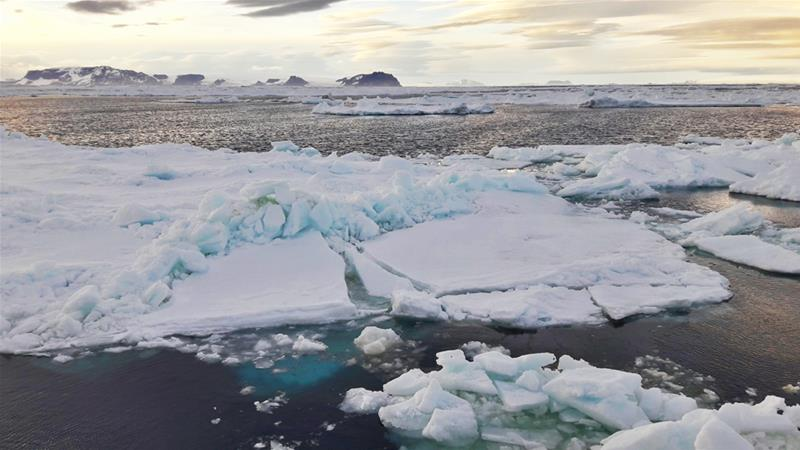 Shooting Antarctica: The Weddell Sea responsibility