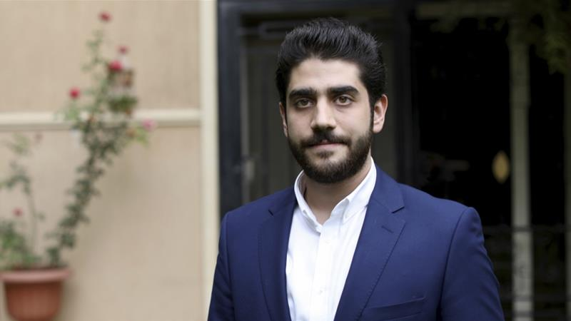 Abdullah is the youngest of Morsi's five children [Brian Rohan/AP]