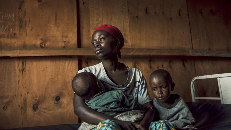 DRC: The boy soldiers and girl brides of war-torn North Kivu