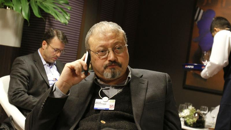 Jamal Khashoggi was murdered inside the Saudi consulate in Istanbul on October 2 [File: Virginia Mayo/AP]
