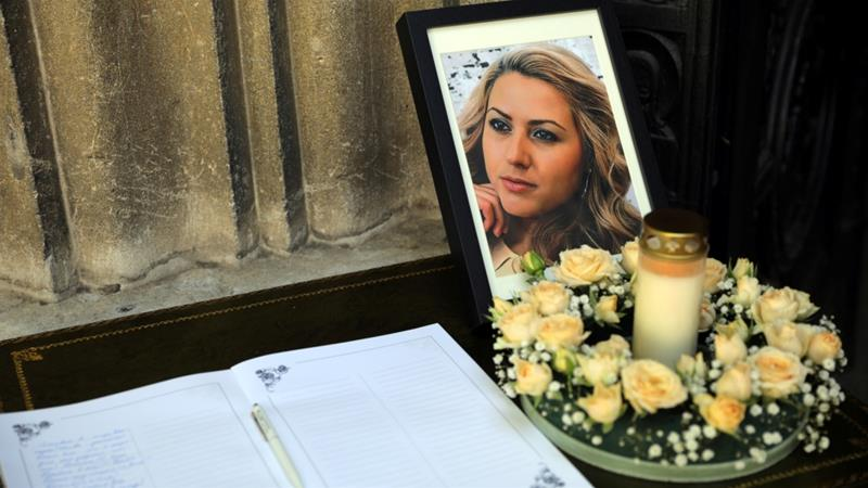 Funeral Held for Slain Bulgarian Journalist Marinova
