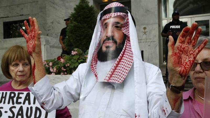 How will Khashoggi's suspected killing affect MBS?