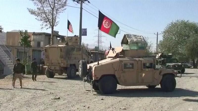Violence has escalated in Afghanistan as the country prepares for parliamentary elections [File: Reuters]