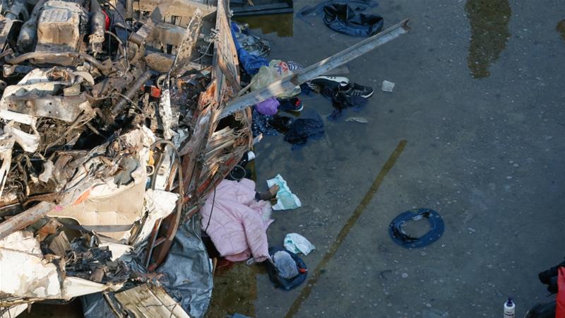 Killed in Turkey Truck Crash