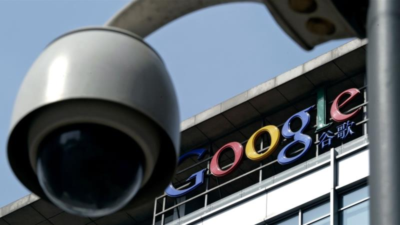 Google confirms Chinese censored search app