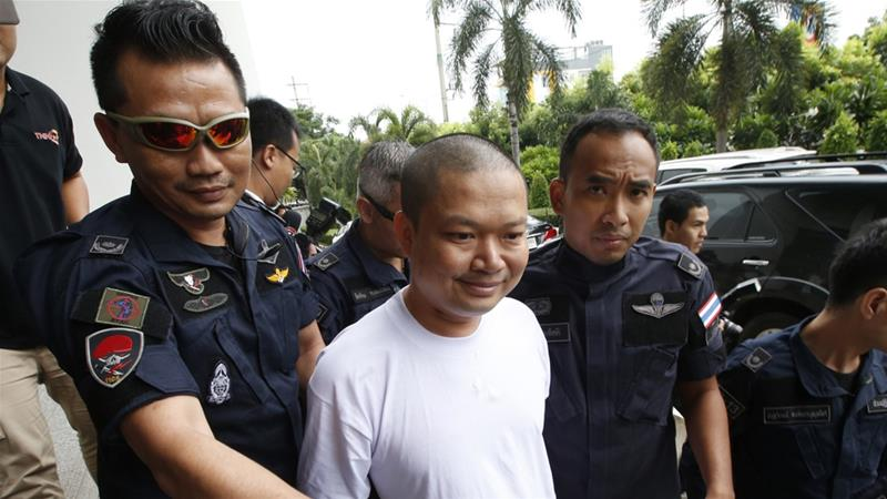 Jailed Thai ex-monk gets further 16 years for raping teen girl