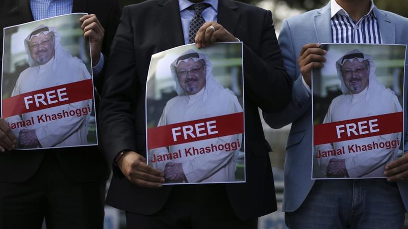 Khashoggi case: All previous updates | Saudi Arabia News | Al Jazeera