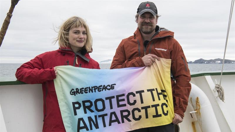 Let's stand up for Antarctica