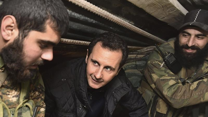 Assad's strategic use of ISIL made his victory in Syria possible