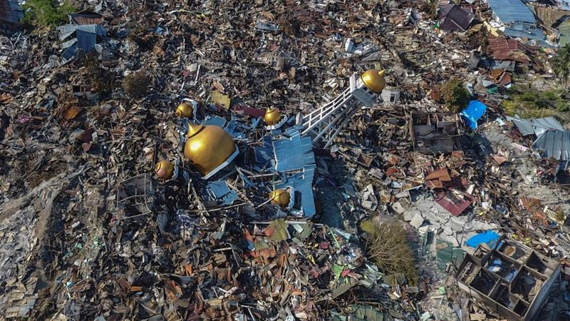 Resultado de imagen de indonesia tsunami