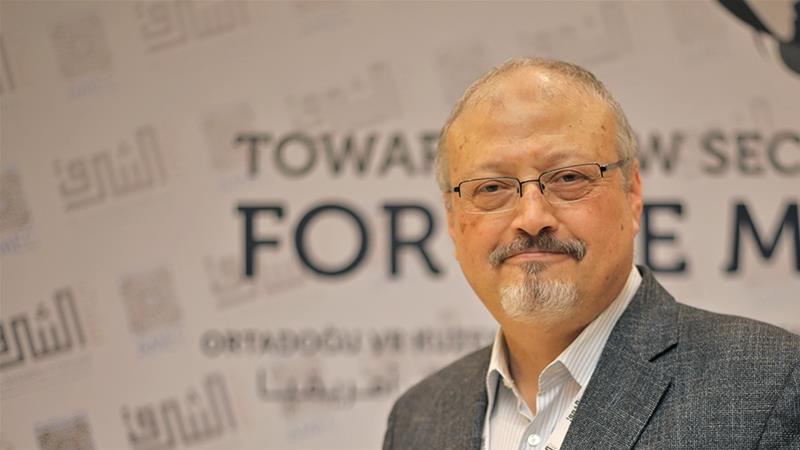 Five sentenced to death over Jamal Khashoggi's murder