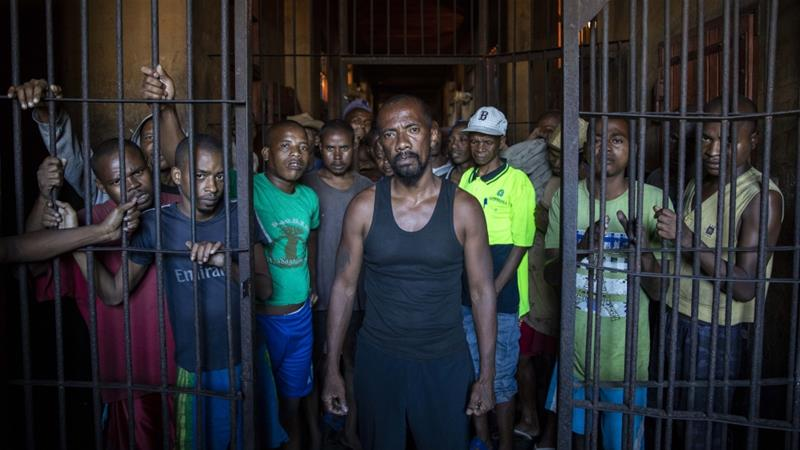 Madagascar's prisons hold more people who have not been tried than those found guilty [Richard Burton/ Amnesty International]