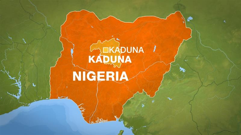 Kaduna lies almost 200km north of Nigeria's capital, Abuja [Al Jazeera]