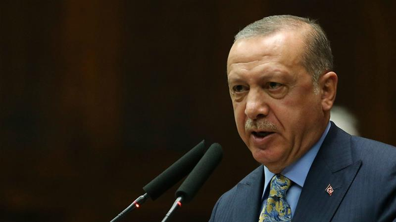 Jamal Khashoggi killing: Recep Tayyip Erdogan's speech in full