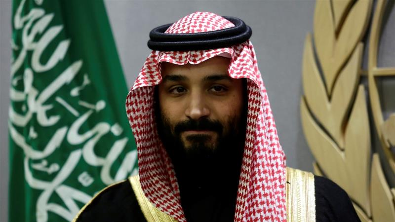 What keeps MBS politically safe is that his father remains alive, writes Macaron [Amir Levy/Reuters]