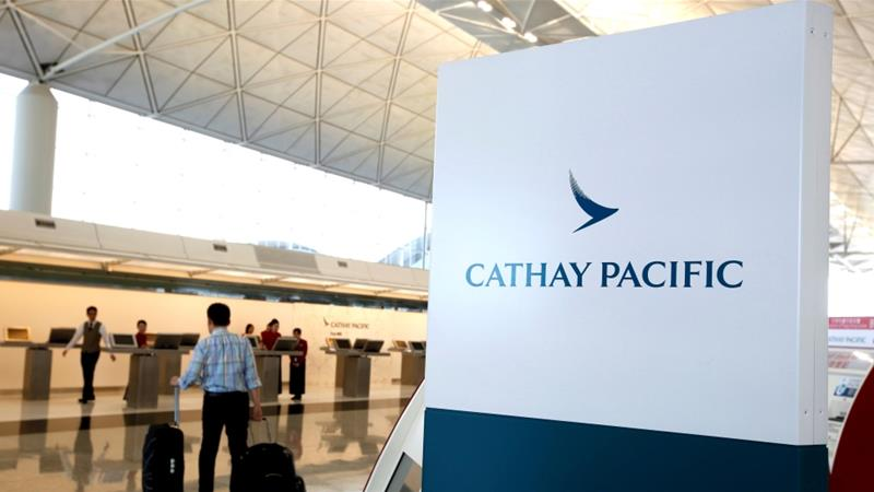 Million Cathay Pacific Customers Affected By Data Breach