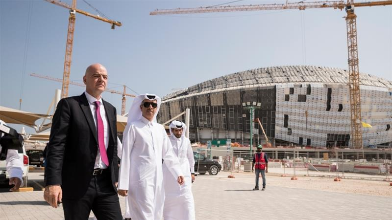 Amnesty 'warns' FIFA against expanding Qatar 2022 World Cup