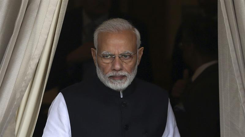 Analysts say the Modi government is destroying the 'independence' and credibility of the country's major institutions [The Associated Press]