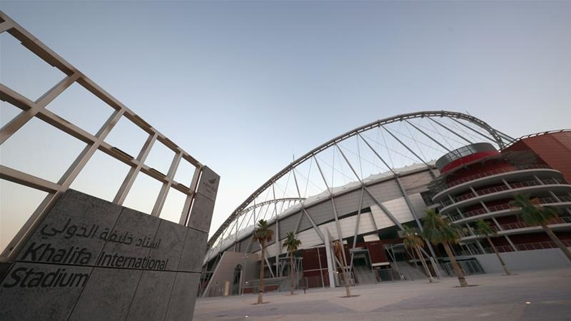 Qatar 2022: Blockade 'not hindering' World Cup preparation