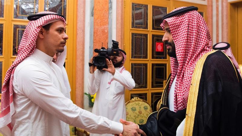 Jamal Khashoggi's son Salah says family 'forgives' killers