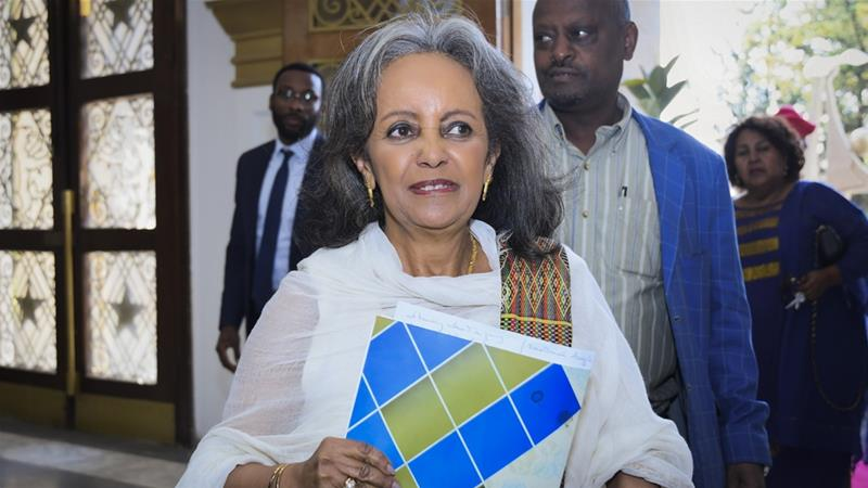 Who is Sahle-Work Zewde, Ethiopia's first female president? | News