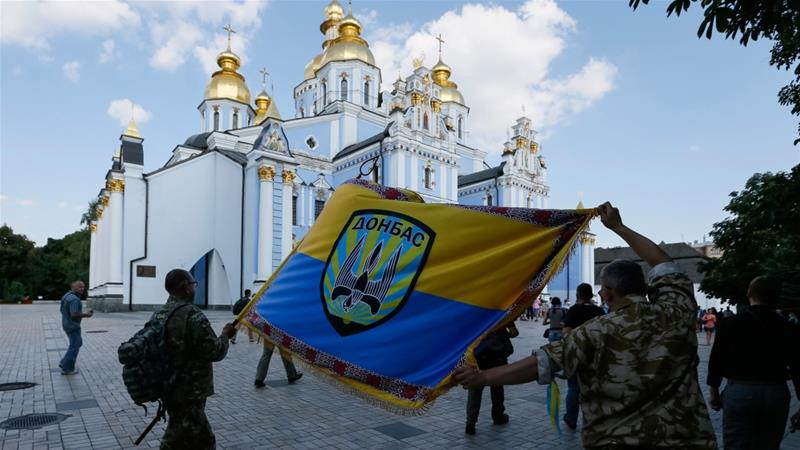 Ukraine vice PM: 'Crimea will one day come back home'