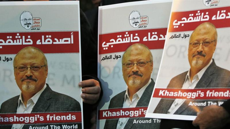Saudi journalist Jamal Khashoggi was killed in the kingdom's consulate in Istanbul on October 2 [Lefteris Pitarakis/AP Photo]