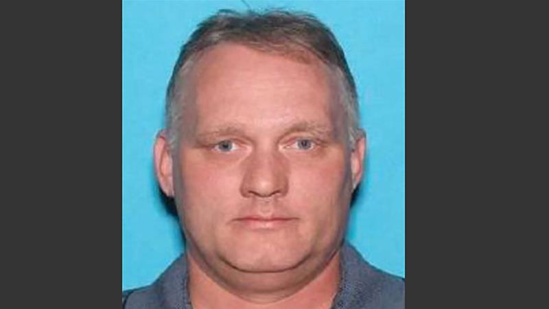 Mugshot of Robert Bowers, alleged synagogue shooter [AFP]