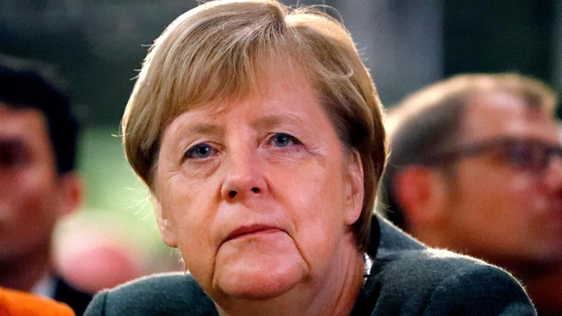 Angela Merkel Will Reportedly Quit Party Leadership After Disappointing State Elections