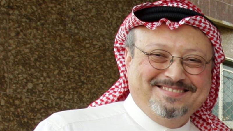 Khashoggi fled Saudi Arabia in September of last year amid a crackdown on dissent [AFP]