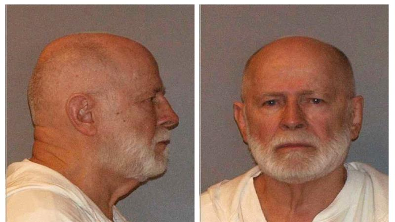 Former mob boss and fugitive James 'Whitey' Bulger is seen in a booking mug combination photo [Reuters/Handout]