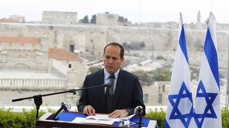 "Mayor Nir Barkat said UNRWA-run services ""operate without an Israeli license"" in the city [File: Reuters]"