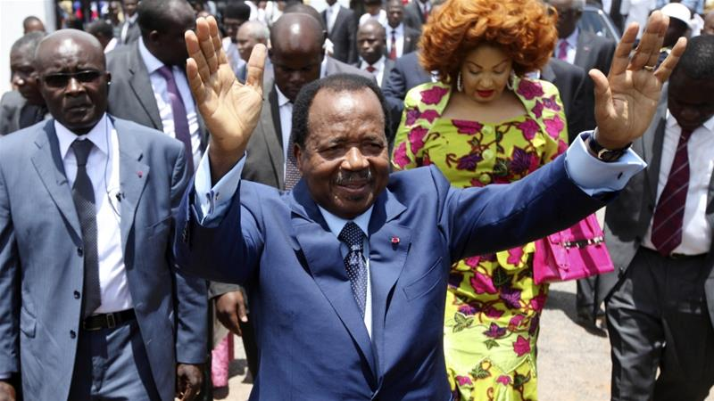 Cameroon opposition forms coalition ahead of polls
