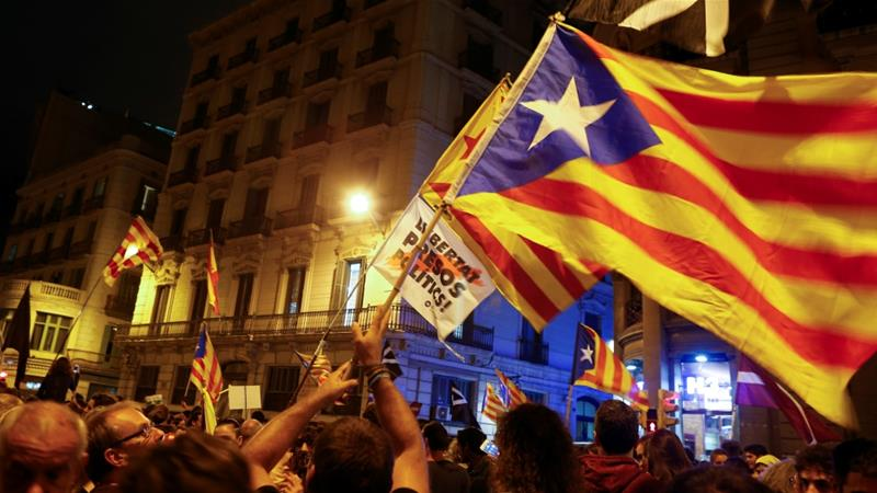 What has changed in Catalonia a year after its secession vote?