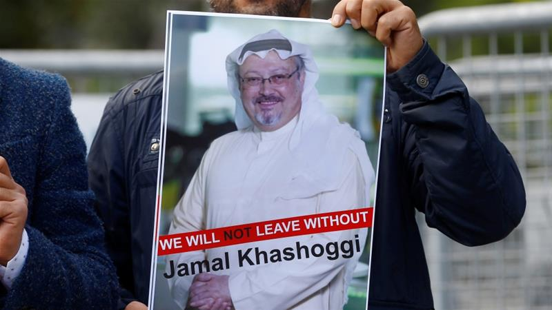 Saudi journalist Jamal Khashoggi was killed in Saudi Arabia's consulate, Saudi prosecutors admit [Osman Orsal/Reuters]