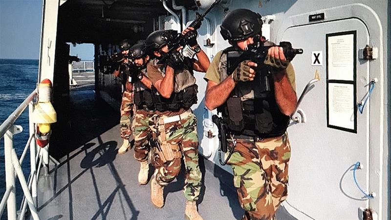 Pakistan navy quits anti-piracy task force amid worsening US ties