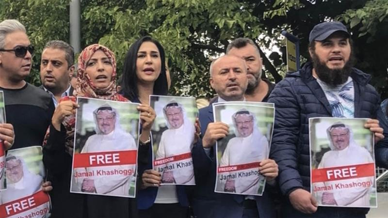 Turkey to search Saudi consulate for Jamal Khashoggi